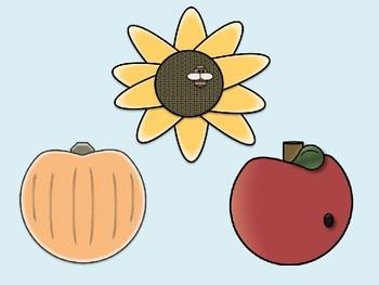 Fall Farm {Clip Art Set}
