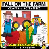 Fall Farm Crafts & Activities (Unit 2)