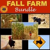 Fall Farm Stock Photo Bundle