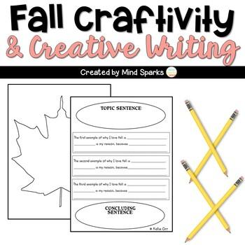 Fall Favorite Things Craftivity
