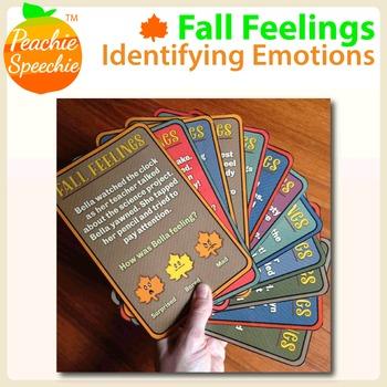 Fall Feelings: Identifying Emotions