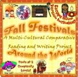 Thanksgiving - Harvest Festivals Around the World Comparat