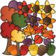 Fall Festival Clip Art {Fall Clip art}