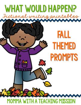 Fall Fictional Writing Printables