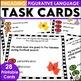Fall Figurative Language Task Cards