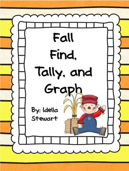 Fall: Find, Tally, and Graph