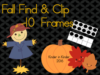Fall Find and Clip 10 Frames