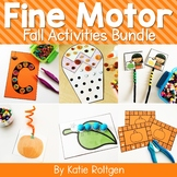 Fall Fine Motor Activities Bundle