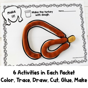 Fall Fine Motor Practice | Special Education Resource