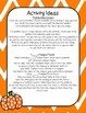 Fall and Halloween Fine Motor and Math Activities for Prek-Kindergarten