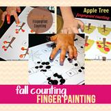 Fall Fingerprint Painting