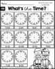 Fall First Grade Printables - Math and Literacy Skills