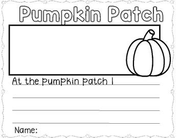 Fall First Grade Reading No-Prep Packet