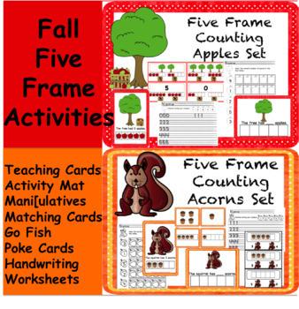 Fall Five Frame Bundle