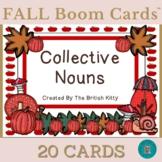 Fall Flair Collective Nouns Boom Cards™