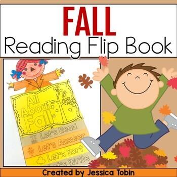 Fall Flip Book