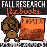 Fall Research Flip Books