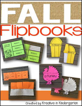 Fall Flipbooks