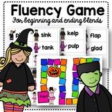 Fall Reading Fluency Game
