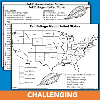 Fall Foliage Maps – When Do Leaves Change Color in the United States?