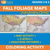 Fall Foliage Maps – When Do Leaves Change Color in the Uni
