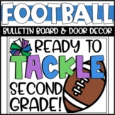 Fall Football Bulletin Board or Door Decoration