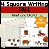 4 Square Writing:  Fall Packet