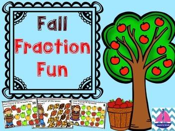 Fall Fraction Fun!