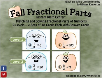 Fall Fractional Parts of a Number