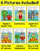 Fall Activities - Equivalent Fractions Mystery Pictures Ma