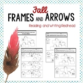 Fall Frames and Arrows: Second Grade Math