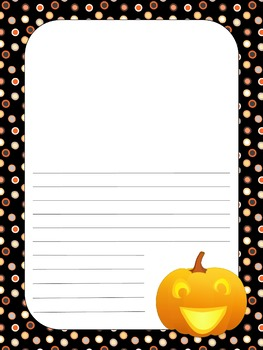 Fall Frames and Borders Bundle!  Writing Prompts included!