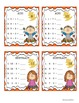 Free Downloads Fall 100 Addition and Subtraction Facts  Math Task Cards!