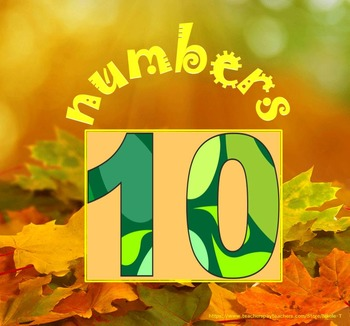 Numbers - Interactive PowerPoint