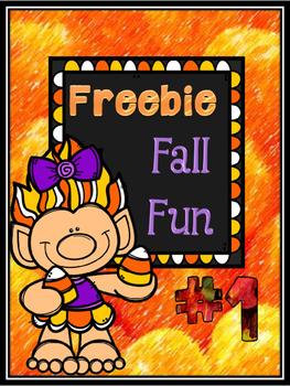 Fall Freebie 1