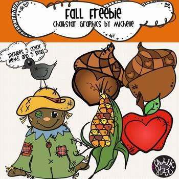 Fall ClipArt Freebie
