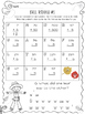 Fall Freebie - Extended Facts Math Riddles Addition and Su