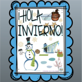 Winter Freebie * ¡Hola invierno! * Hello Winter!