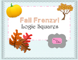 Fall Frenzy Logic Squares