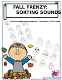 Fall Frenzy Sound Sorting