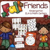 Fall Friends Kindergarten Centers