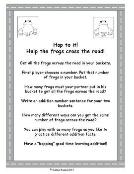 Fall Frog Road Trip