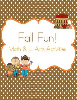 Fall Fun Bundle!