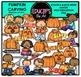 Fall Fun Clip Art Mega Bundle  {Educlips Clipart}