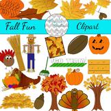 Fall Fun Clipart