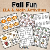 Fall Fun - Autumn Activities