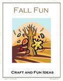 Fall Fun Craft Ideas