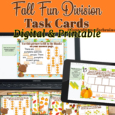 Fall Fun Division - Comes with Printable and Digital Versions!
