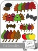 Fall Fun Doodles 1 {Clipart for Personal & Commercial Use}