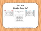 Math Fall Fun! Doubles Cover up!
